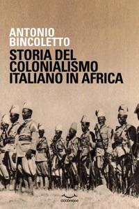 Storia del colonialismo italiano in Africa Book Cover