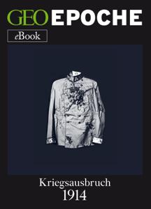 Kriegsausbruch 1914 Buch-Cover