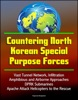 Countering North Korean Special Purpose Forces: Vast Tunnel Network, Infiltration, Amphibious And Airborne Approaches, DPRK Submarines, Apache Attack Helicopters To The Rescue