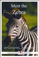 Meet The Zebra: A 15-Minute Book For Early Readers