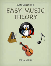 Easy Music Theory book