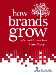 How Brands Grow Copertina del libro