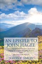 An Epistle to John Hagee