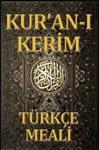 Kuran Meali Turkish