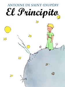 El Principito Book Cover