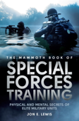 The Mammoth Book Of Special Forces Training Book Cover