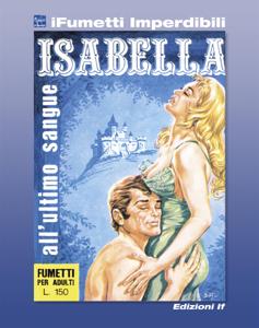 Isabella n. 3 (iFumetti Imperdibili) Copertina del libro