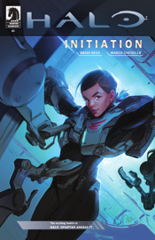 Halo: Initiation #2 book