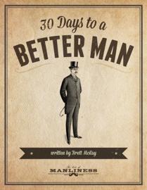 30 Days to a Better Man eBook