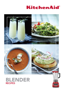KitchenAid® Blender Recipes Book Review