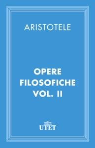Opere filosofiche. Vol. II Book Cover