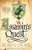 Assassin's Quest Book Cover