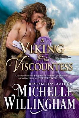 A Viking for the Viscountess - Michelle Willingham book
