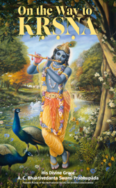 On the Way to Krishna book