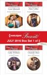 Harlequin Presents July 2016 - Box Set 1 Of 2