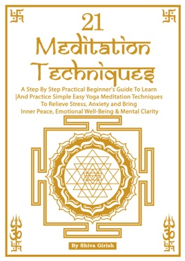 ‎21 meditation techniques a stepstep practical