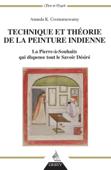 Technique et théorie de la peinture indienne