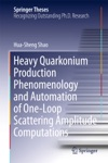 Heavy Quarkonium Production Phenomenology And Automation Of One-Loop Scattering Amplitude Computations