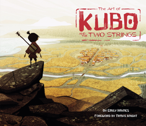 The Art of Kubo and the Two Strings Copertina del libro