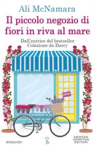Il piccolo negozio di fiori in riva al mare di Ali McNamara Copertina del libro
