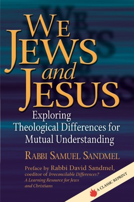 We Jews and Jesus