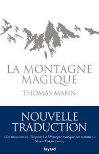 La Montagne magique Couverture de livre