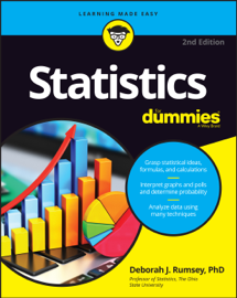 Statistics For Dummies book
