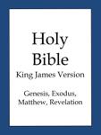 Holy Bible, King James Version: Genesis and Revelation