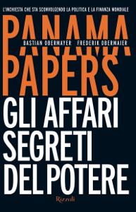 Panama Papers Copertina del libro