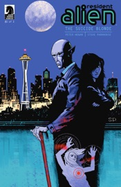 Resident Alien The Suicide Blonde 2