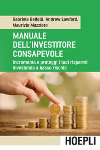 Manuale dell'investitore consapevole Libro Cover