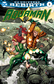 Aquaman (2016-) #5 book