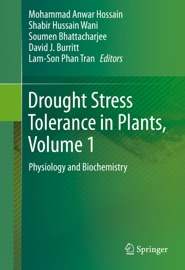 Drought Stress Tolerance In Plants Vol 1