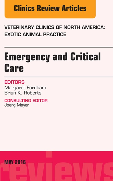Emergency and Critical Care by Margaret Fordham & Brian K  Roberts on Apple  Books