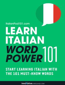 Learn Italian - Word Power 101 ebook