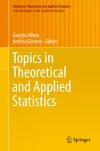 Topics In Theoretical And Applied Statistics