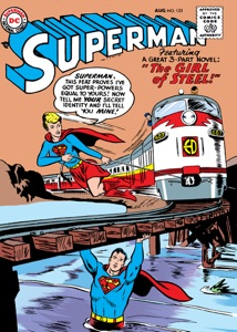 Superman (1939-) #123 da Otto Binder & Dick Sprang