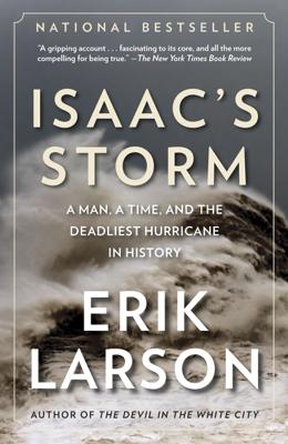 Isaac's Storm - Erik Larson book
