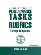 Collections Of Performance Tasks & Rubrics