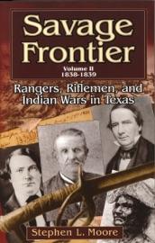 Savage Frontier Volume II 1838-1839 PDF Download