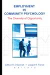 Employment In Community Psychology