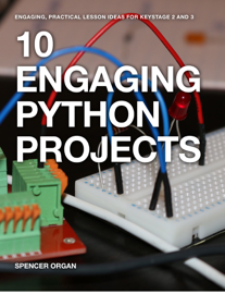10 Engaging Python Projects book