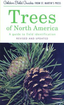 Trees of North America - C. Frank Brockman book