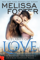 Melissa Foster - Flames of Love artwork