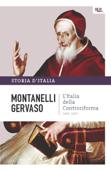 L'Italia della controriforma - 1492-1600 Book Cover