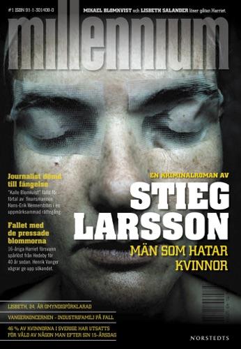 Stieg Larsson - Män som hatar kvinnor