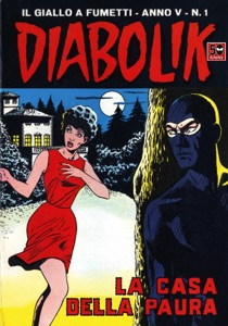 DIABOLIK (51) Book Cover