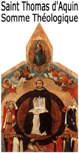 Somme théologique Couverture de livre