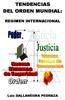 Luis Dallanegra Pedraza - Tendencias del Orden Mundial: Régimen Internacional ilustración