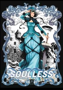 Soulless: The Manga, Vol. 2 Copertina del libro
